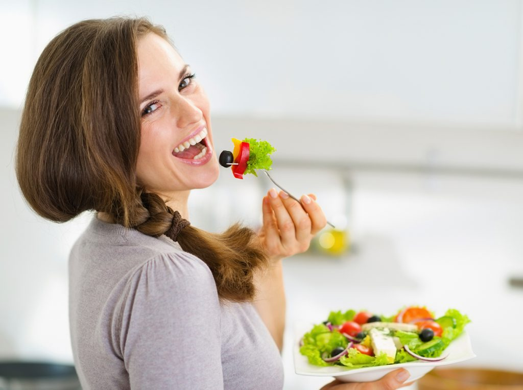 Proper nutrition before pregnancy is crucial for the health of the mother during pregnancy